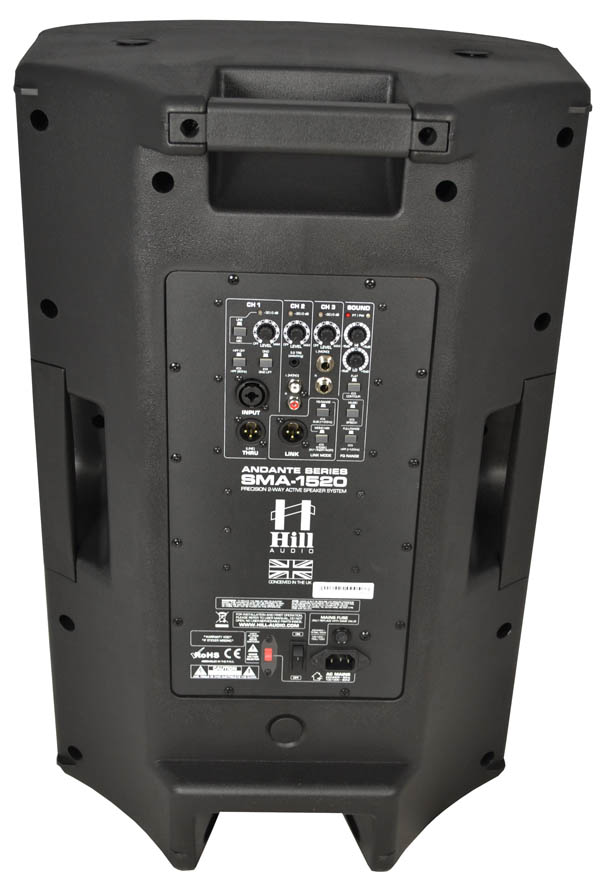Hill Audio SMA1520 Powered 15