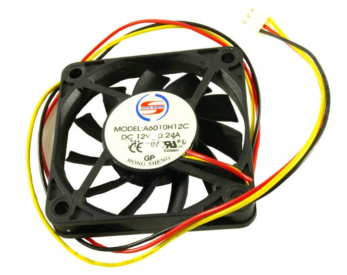 FAN FOR JB LYNX 3 WIRE (DC12v 0.24
