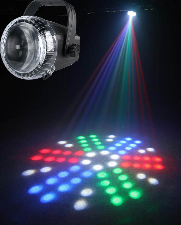 COMPACT LED EFFECT LIGHT