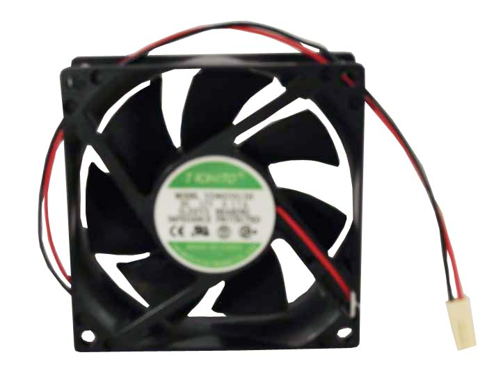 FAN FOR SHIVA 250 (12V DC 80MM X%2