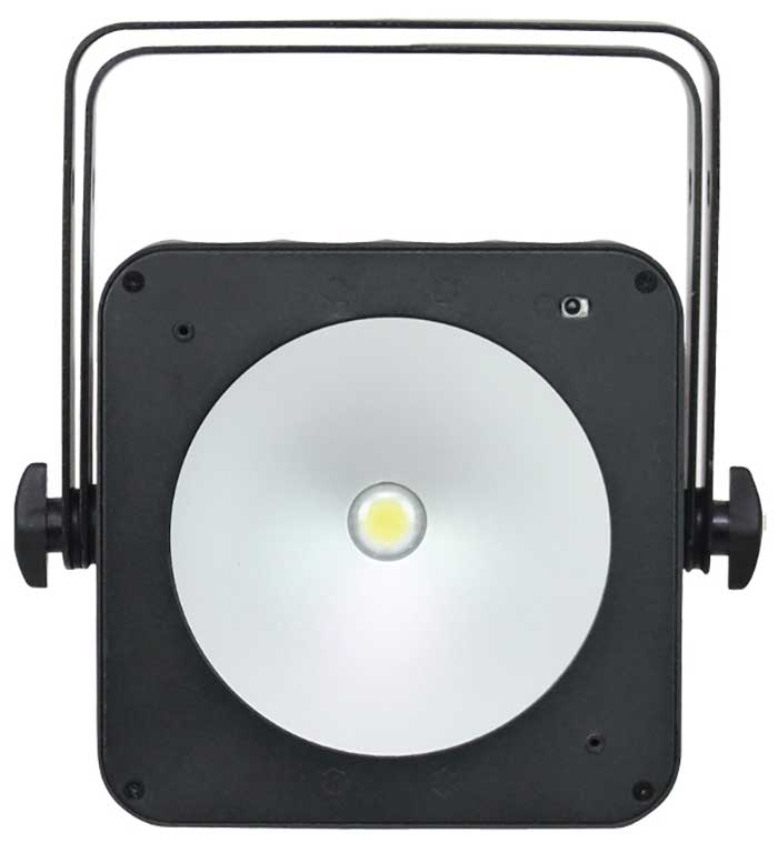 COB LED Slimline Parcan - Cool White