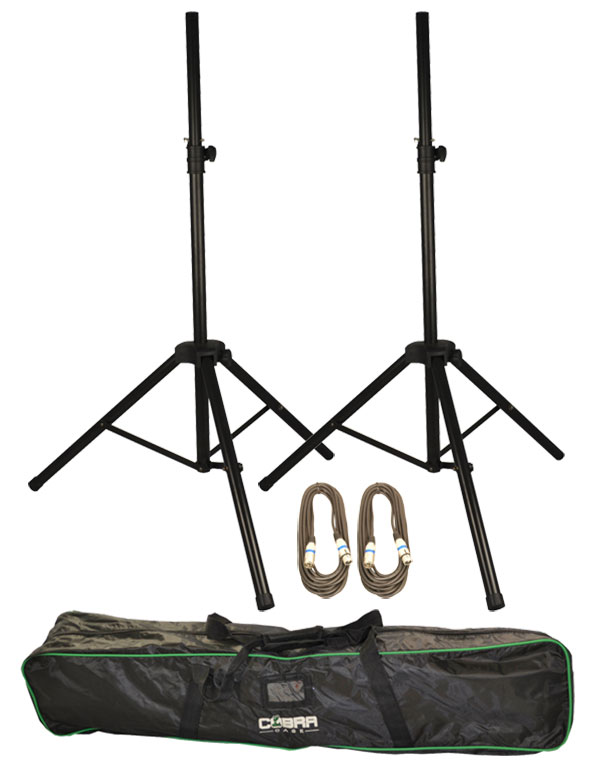 Speaker Stand Kit for Active Speakers