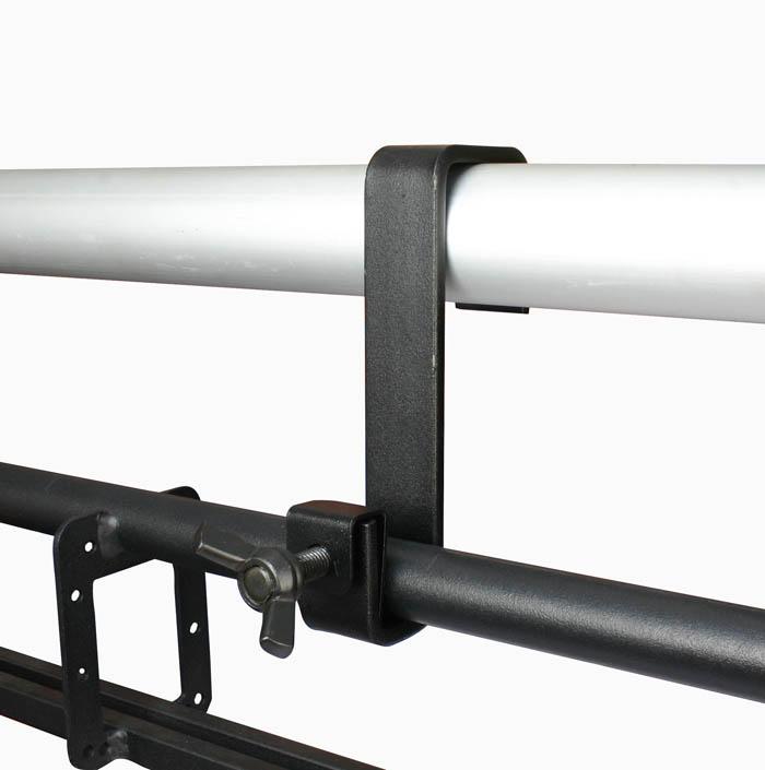 Doughty Barrel Brack For Six Track Curtain Rails