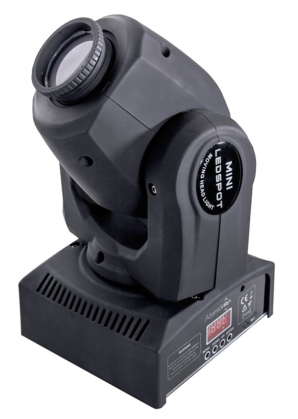 Mini Gobo Moving Head