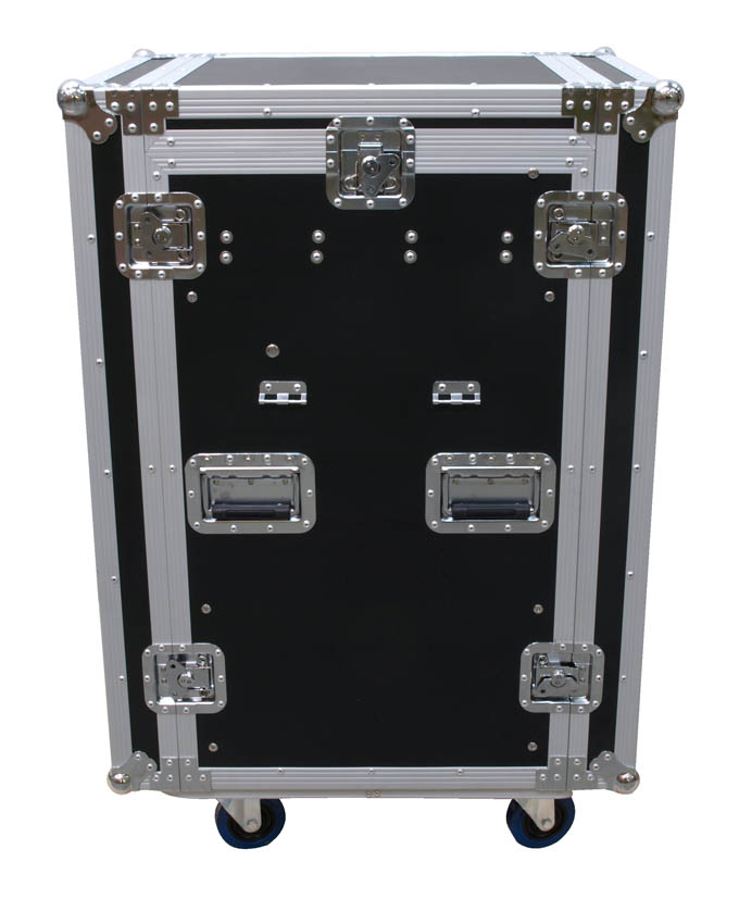 MOBILE MIXER CASE WITH TABLES