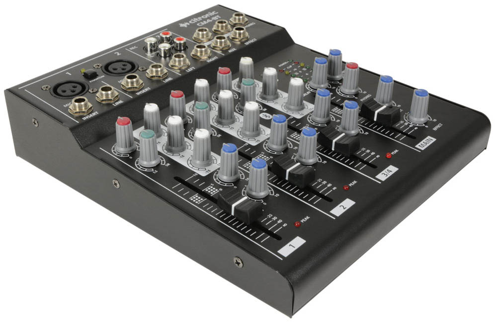 Compact Mixer with Bluetooth