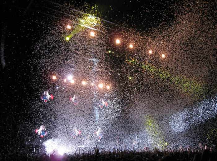 Showtec FX Shot Confetti Cannon