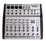 8 CHANNEL OMNITRONIC MIXER