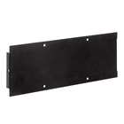 5 MODULE WIDE FRONT PANEL