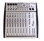 12 CHANNEL OMNITRONIC MIXER