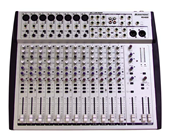 16 CHANNEL OMNITRONIC MIXER