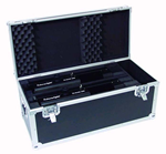 FLIGHT CASE FOR 2 SCANNERS