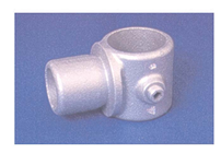 PIPECLAMP INTERNAL SWIVEL TEE