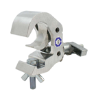 QUICK TRIGGER HOOK CLAMP - SILVER