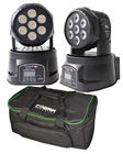 Miniwash Moving Head & Cobra Bag Set