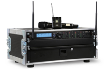 JTS R4 Rack n Ready Microphone System