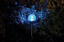 Solar RGBWW LED Spike Light - Pack o