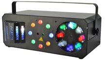 X-Rush 4-in-1 Party Effect light by At