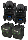 Gobo Moving Head & Cobra Bag Set