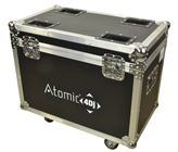 Atomic Moving Head x2 with Flight Case