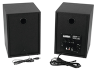 Omnitronic PME-5 Studio Monitors