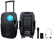 Kam RZ12A V3 Rechargeable Portable PA