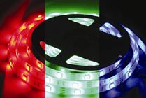 LED Strip Light Kit RGB