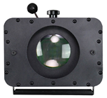 100w LED Followspot