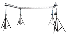 LIGHTING GANTRY AND WINCH STAND