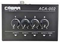 Headphone Amplifier 4 Channel by Cobra