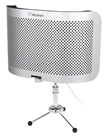Portable Desk Microphone Reflexion Filter