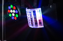USB Powered Complete Party Effects Light