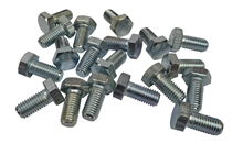 M12 Bolts Zinc Pack 20