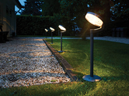 Solar LED Post Light