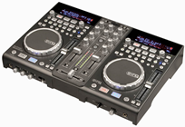 Sync DMC2000 DJ and USB controller