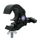 QUICK TRIGGER HOOK CLAMP - BLACK