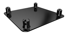 Black Quad Trussing Base Includes Conicl