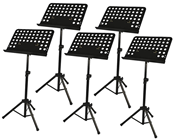 Cobra 5 Music Stand Set
