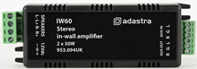 In-Wall Stereo Amplifier 2 x 30 Watts