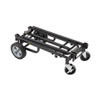 Large Foldable Equipment Cart