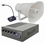 Outdoor Announcement PA System – 4%