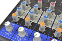 Compact 4 Channel Mixer