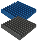 Foam Acoustic Tiles Pack of 16