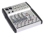 6 CHANNEL OMNITRONIC STUDIO MIXER