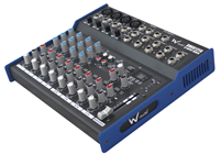 12 Channel Stage Mixer by W Audio