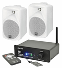 Small PA System with Bluetooth Amplifier