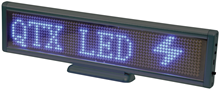 Desktop USB Moving Message Board with