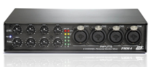 JTS 4 Channel Monitoring Mixer