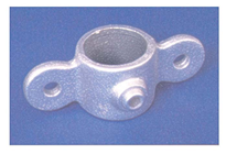 PIPECLAMP DOUBLE MALE SECTION OF SWIVEL