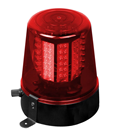 JB SYSTEMS RED LED POLICE LIGHT